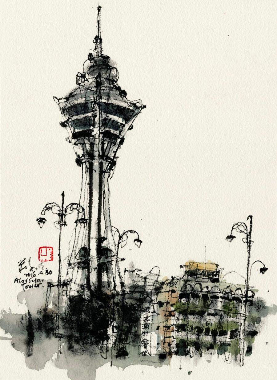20160430 Alor Setar Tower
