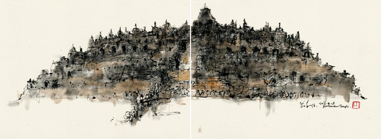 20160828 Borobudur